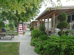 Cottage Sidewalks